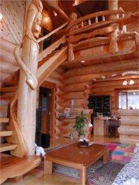 log cabin floor plans bc
